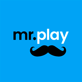 mr. play online casino logo